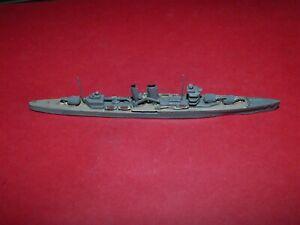 1:1200 Scale: metal British HMS York