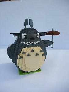 Totoro (Magic Building Blocks) with original box
