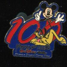 WDW Flex 2002 100 Years of Magic Mickey Pluto Disney Pin 9850