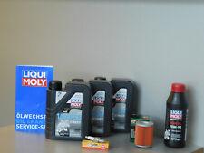 Sistema de mantenimiento Quad CF MOTO cforce 520 Filtro de aceite bujía Servicio