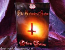 THE GRIMOIRE OF SATAN Oliver Bowes Finbarr Occult Grimoire Magic Magick Satanism