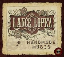 LANCE LOPEZ - HANDMADE MUSIC LIMITED EDITION DIGIPACK  CD NEW+