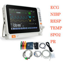 Multi Parameter Patient Monitor Vital Sign Monitor Dental Monitor Sound Alarm