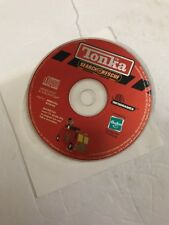 TONKA Search & Rescue (PC/Mac,1997) Kids Video Game DISC ONLY Ships N 24h