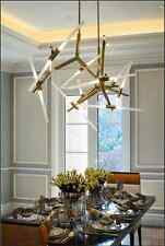 Roll & Hills Agnes Chandelier REPRODUCTION replica gold finish 14 Light