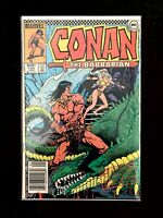 CONAN THE BARBARIAN VOL.1 #154 MARVEL COMICS 1984 VF- NEWSSTAND EDITION