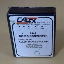 Calex 7449 DC/DC Converter                                        3D
