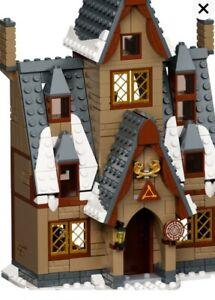 LEGO Harry Potter 76388 Hogsmeade -3 Broomsticks Inn only - Both shop & Inn £50!