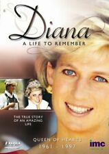 Princess Diana A Life to Remember [DVD] - DVD  QIVG The Cheap Fast Free Post
