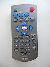 AUDIOVOX RC-1002IR DVD REMOTE CONTROL ORIGINAL