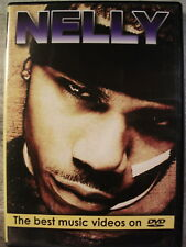 Nelly Music Videos on DVD (DVD, 2005) 7 Song Videos