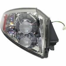 For Eclipse 06-12, Driver Side Tail Light, Clear Lens