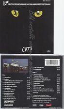 CD--VARIOUS UND ANDREW LLOYD WEBBER -- -CATS--- LIVE --HAMBURGER OPERETTENHAUS