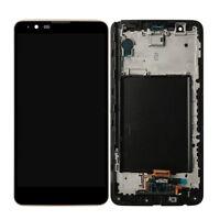 For LG Stylo 2 LS775 K540 L82VL VS835 LCD Display Touch Screen Digitizer Frame