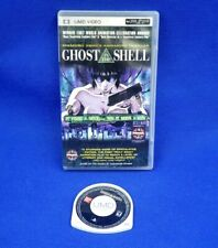 Ghost in the Shell (Sony PSP UMD, 2005) PlayStation Portable Anime Manga Video