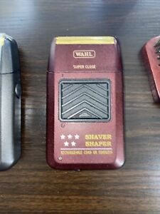 Wahl 5 star electric shaver