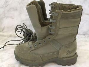 "Danner Rivot Men's TFX 8"" Sage Green 6.5 EE GORE-TEX Vibram Military Boots 51530"