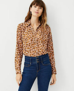 ANN TAYLOR Shirt, Size XS, New Arrival, New  W/ $69.50 TAG