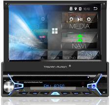 Tristan Auron AUTORADIO mit Bluetooth 1 Din Navi DAB+ Navigation Bildschirm dvd