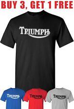 Triumph T-Shirt Motorcycle T Shirt Triumph tee