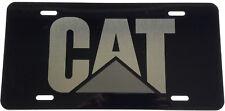 License Plate CAT equipment Truck Auto car tag Aluminum