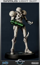 First4Figures Metroid Prime: Samus Light Suit Statue MINT IN SEALED BOX