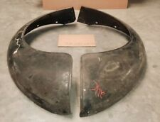 Nos Gm 1937 1938 Chevy Panel Canopy Express 1-1/2 ton rear fenders Pick Up Only!