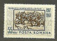 Romania - Mail 1967 Yvert 2316 MNH