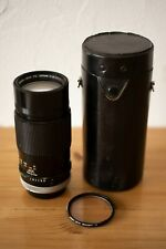Canon FD SSC 200mm F/4