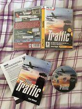 El tráfico 2015 para FSX/2004 (Pc Juego) (Totalmente Completa Con Manual De Papel Original)