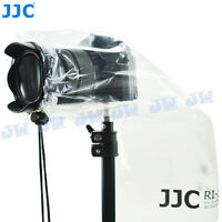 2pcs 28*17cm Rain Cover Waterproof Protector for Small DSLR & Mirrorless Camera
