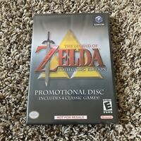 Legend of Zelda Collector's Edition for Nintendo Gamecube - Brand New, Sealed