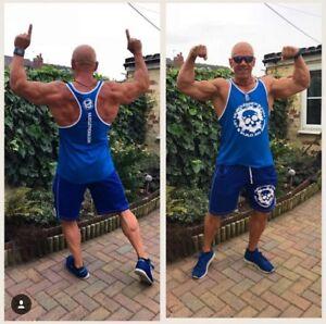 body building stringer vest, muscle, strength,  motivational !