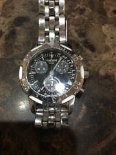 TISSOT PRS 200 SWISS MADE QUARTZ CHRONOGRAPH LUXURY SPORT WATCH