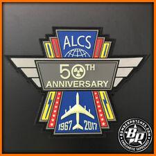 E-6B Mercury Looking Glass TACAMO ALCS 50th Anniversary Patch USSTRATCOM Offutt