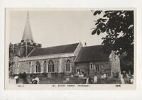 All Saints Church Frindsbury Vintage RP Postcard 735a