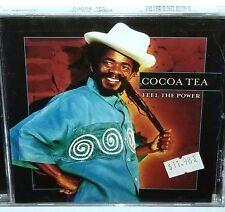 """COCOA TEA SEALED Feel the Power REGGAE CD trojan coxsone studio one lp 45 7"""" og"""