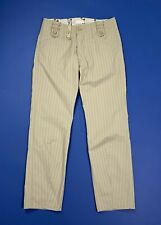 Diesel pantalone uomo usato pynamato W29 tg 43 chino slim boyfriend beige T244