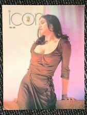 Madonna Icon Magazine 29. FANZINE. USA FANCLUB. MINT. 1999. Ray Of Light Era