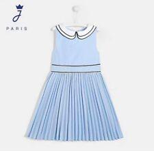 Toddler girl dress with Peter Pan collar/Jacadi Brand Dress