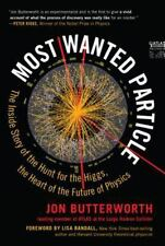 Most Wanted Particle: The Inside Story of the Hunt for the Higgs, the -ExLibrary
