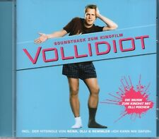 Vollidiot (Soundtrack CD 2007) Ministry Of Sound Germany (New)