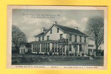 Harrisburg,PA Pennsylvania Chef's Paxtonia Inn, shortest way to NY W.F.