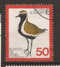 1976 Bird Protection used, Michel 901