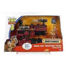 Disney Toy Story 3 Matchbox Mega Rig Western Train