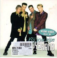 (BI39) Boys Band, Bij Jou Zijn - 1998 CD