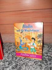 Aladin und die Wunderlampe, ein Mini Favoriten Buch