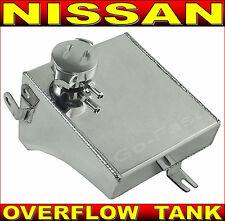 RADIATOR OVERFLOW COOLANT TANK - NISSAN 180SX EXPANSION TANK - 200SX 240SX