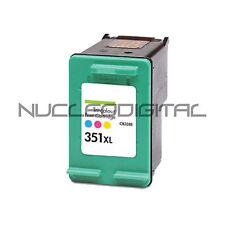 1 COMPATIBLE HP 351 XL 351XL  CB338EE CB338E 25ML