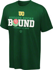 Oregon Ducks Football 2012 BCS Rose Bowl Bound t-shirt Adidas XL new NCAA UO